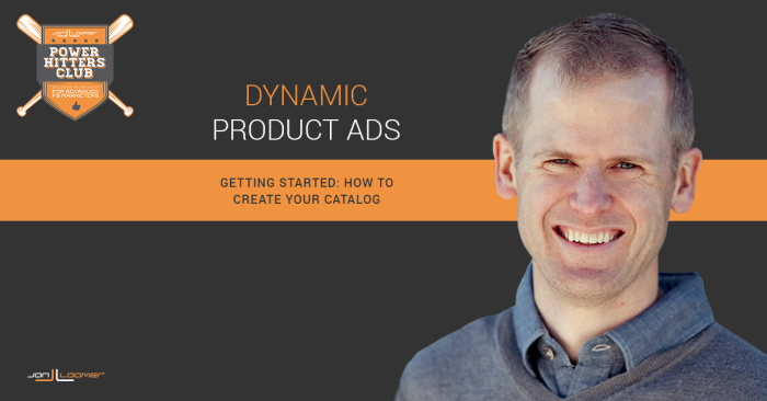 Facebook Dynamic Product Ads Getting Started