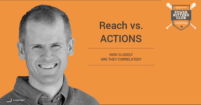 Facebook Reach vs. Actions