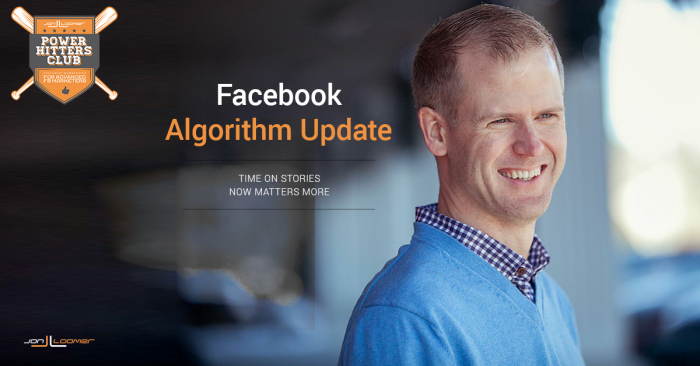 Facebook News Feed Algorithm Time on Stories